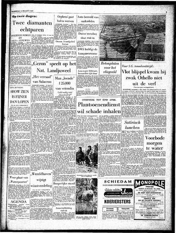 Rotterdamsch Parool / De Schiedammer 1963-03-13