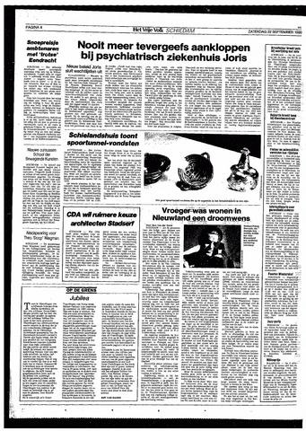 Het Vrije volk 1990-09-22
