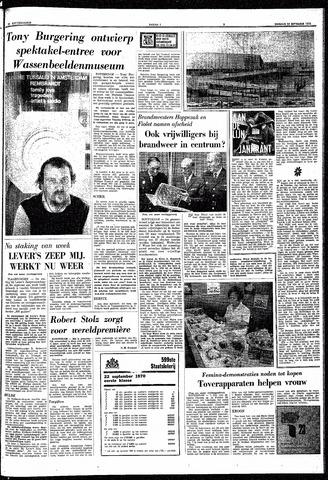 Trouw / De Rotterdammer 1970-09-22