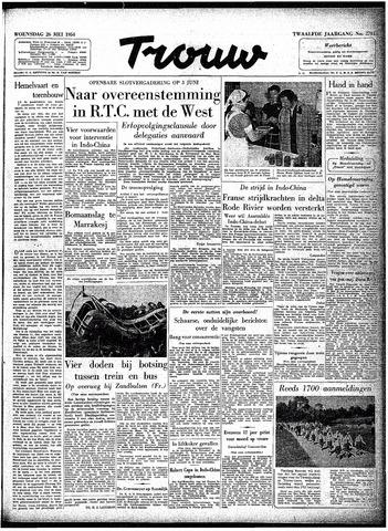 Trouw / De Rotterdammer 1954-05-26