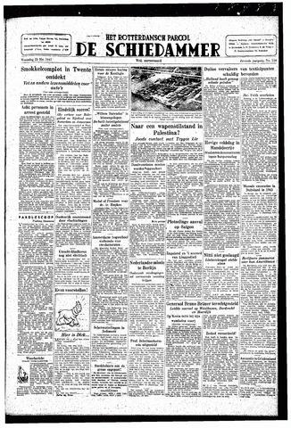 Rotterdamsch Parool / De Schiedammer 1947-05-21