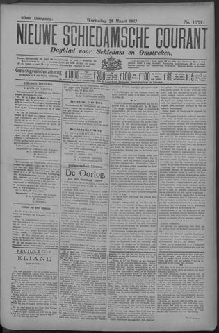 Nieuwe Schiedamsche Courant 1917-03-28