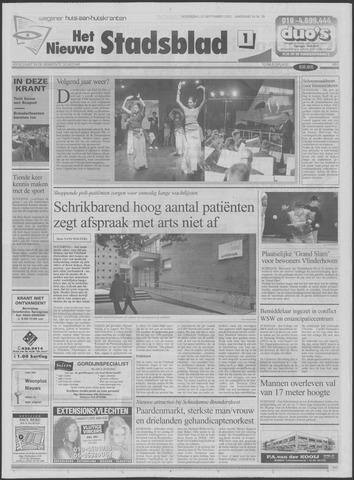 Het Nieuwe Stadsblad 2002-09-25