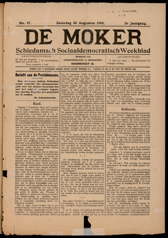 De Moker 1902-08-30