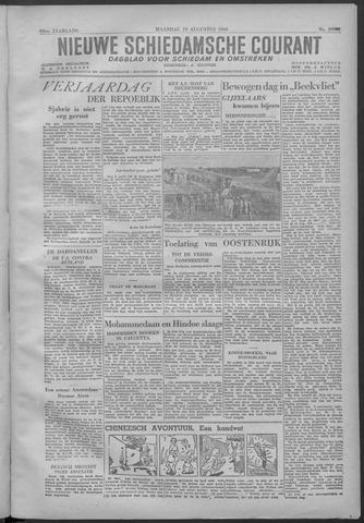 Nieuwe Schiedamsche Courant 1946-08-19