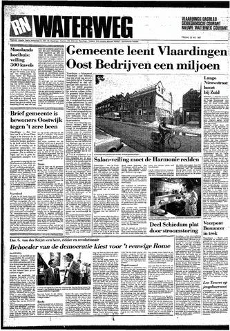 Rotterdamsch Nieuwsblad / Schiedamsche Courant / Rotterdams Dagblad / Waterweg / Algemeen Dagblad 1987-05-22