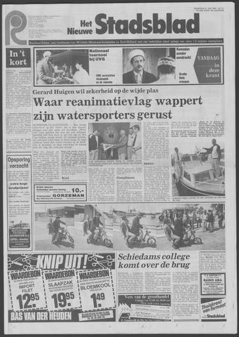 Het Nieuwe Stadsblad 1984-06-27