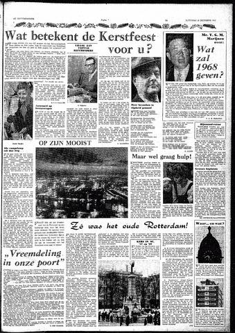 Trouw / De Rotterdammer 1967-12-23