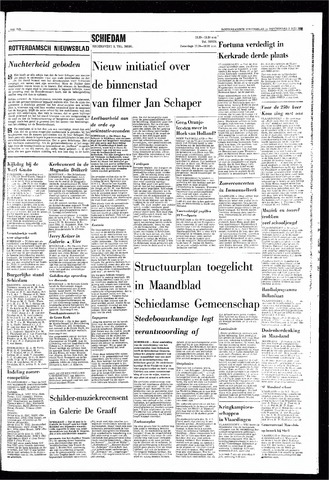 Rotterdamsch Nieuwsblad / Schiedamsche Courant / Rotterdams Dagblad / Waterweg / Algemeen Dagblad 1968-05-02