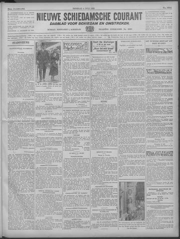 Nieuwe Schiedamsche Courant 1933-07-04