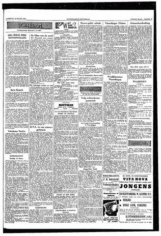 Rotterdamsch Nieuwsblad / Schiedamsche Courant / Rotterdams Dagblad / Waterweg / Algemeen Dagblad 1953-03-14