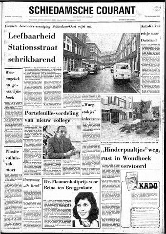 Rotterdamsch Nieuwsblad / Schiedamsche Courant / Rotterdams Dagblad / Waterweg / Algemeen Dagblad 1974-09-05