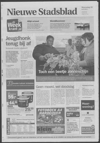 Het Nieuwe Stadsblad 2011-07-20