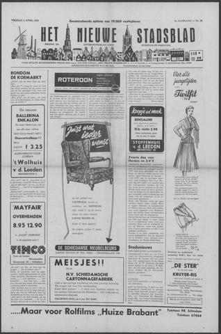 Het Nieuwe Stadsblad 1956-04-06