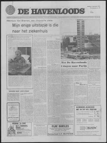 De Havenloods 1972-09-05