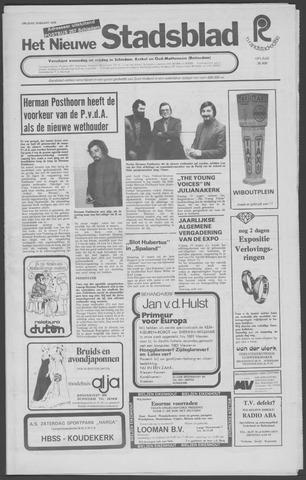 Het Nieuwe Stadsblad 1976-03-19