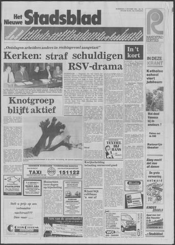 Het Nieuwe Stadsblad 1984-10-03
