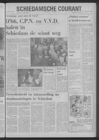Rotterdamsch Nieuwsblad / Schiedamsche Courant / Rotterdams Dagblad / Waterweg / Algemeen Dagblad 1970-06-04