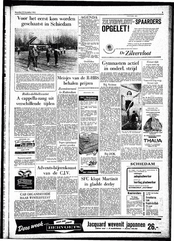 Rotterdamsch Parool / De Schiedammer 1961-12-18