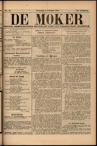 De Moker 1910-10-08