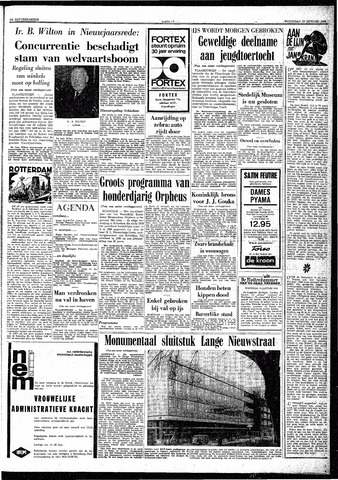Trouw / De Rotterdammer 1966-01-19