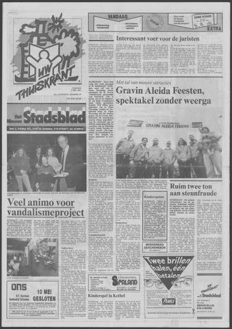 Het Nieuwe Stadsblad 1991-05-07