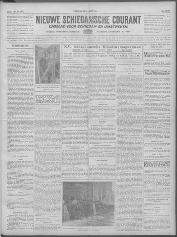 Nieuwe Schiedamsche Courant 1933-03-10