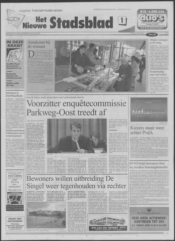 Het Nieuwe Stadsblad 2003-01-29