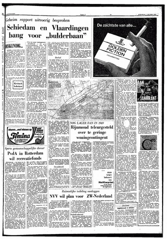 Trouw / De Rotterdammer 1969-10-01