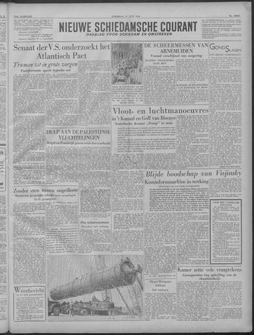 Nieuwe Schiedamsche Courant 1949-06-11
