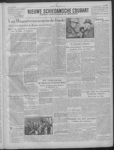Nieuwe Schiedamsche Courant 1949-02-19