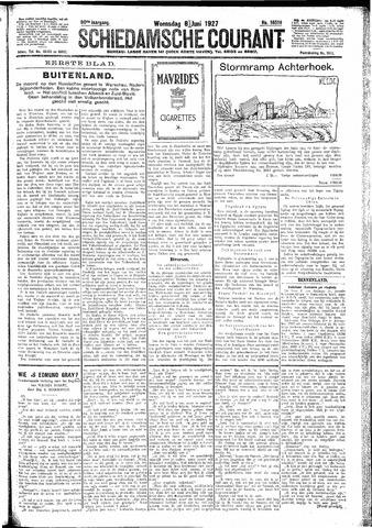 Schiedamsche Courant 1927-06-08