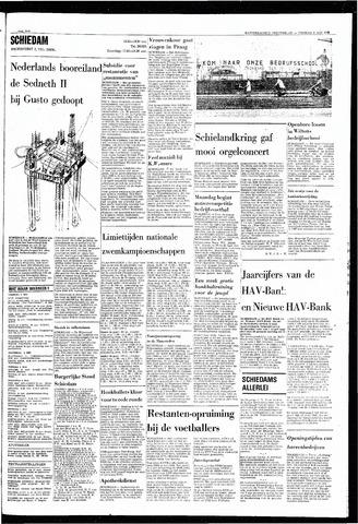 Rotterdamsch Nieuwsblad / Schiedamsche Courant / Rotterdams Dagblad / Waterweg / Algemeen Dagblad 1968-05-03