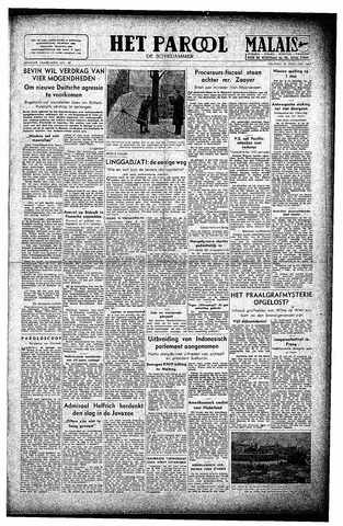 Rotterdamsch Parool / De Schiedammer 1947-02-28