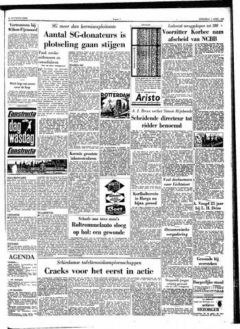 Trouw / De Rotterdammer 1963-04-03