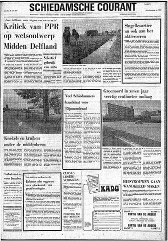 Rotterdamsch Nieuwsblad / Schiedamsche Courant / Rotterdams Dagblad / Waterweg / Algemeen Dagblad 1974-05-25