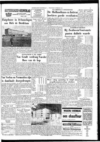 Rotterdamsch Nieuwsblad / Schiedamsche Courant / Rotterdams Dagblad / Waterweg / Algemeen Dagblad 1964-02-05