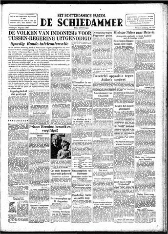 Rotterdamsch Parool / De Schiedammer 1947-08-12