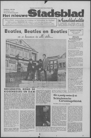 Het Nieuwe Stadsblad 1964-04-01