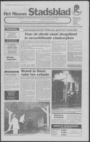 Het Nieuwe Stadsblad 1979-07-04