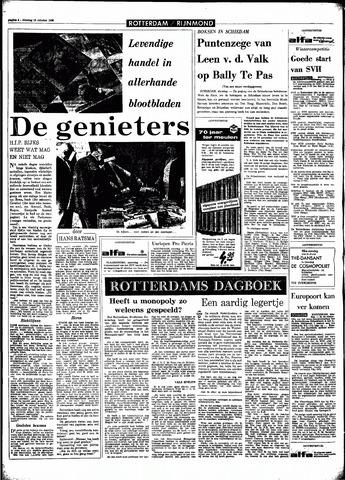Rotterdamsch Parool / De Schiedammer 1966-10-18
