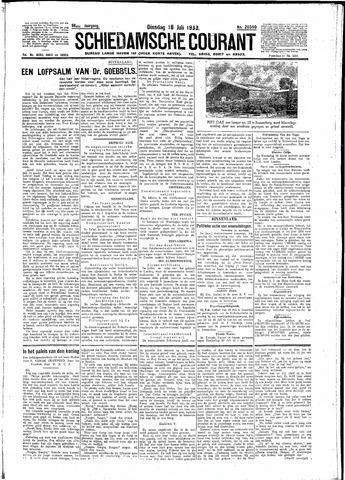 Schiedamsche Courant 1933-07-18