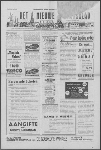 Het Nieuwe Stadsblad 1956-05-02