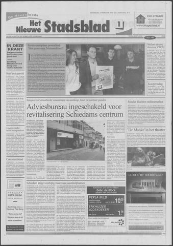 Het Nieuwe Stadsblad 2000-02-02