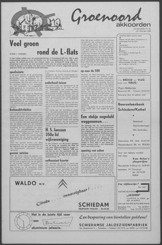 Groenoord Akkoorden 1969-02-20