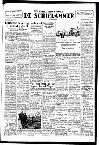 Rotterdamsch Parool / De Schiedammer 1947-06-12