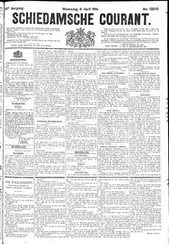 Schiedamsche Courant 1910-04-06
