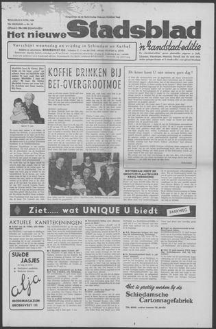 Het Nieuwe Stadsblad 1964-04-08