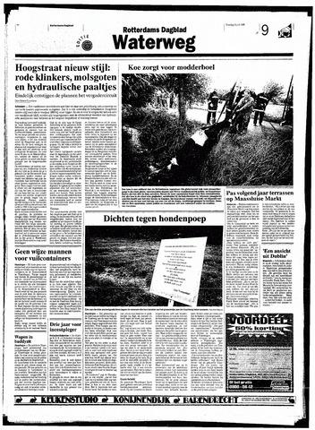 Rotterdamsch Nieuwsblad / Schiedamsche Courant / Rotterdams Dagblad / Waterweg / Algemeen Dagblad 1998-07-14