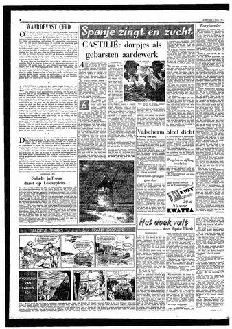 Rotterdamsch Parool / De Schiedammer 1957-06-08